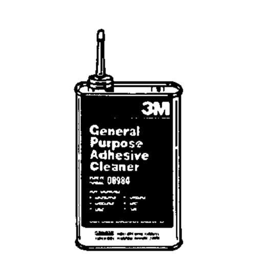 - 3M General Purpose Adhesive Cleaner, Quart, 08984