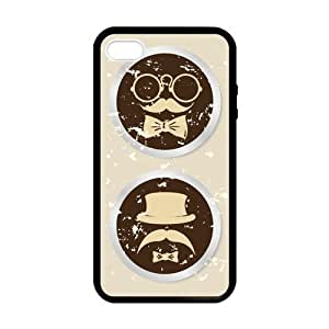 Hipster Mustache Case for iPhone 5 5s case
