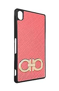 Sony Xperia Z3 Fundas/Case Ferragamo Brand Logo, Pretty Sony Xperia Z3 Fundas/Case for Girls Protective Phone Fundas/Case