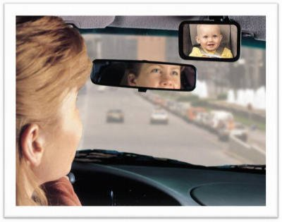 Safety 1St/Dorel 48919 Baby-On-Board View Mirror - Quantity 4