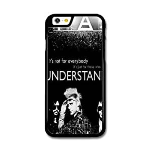 iPhone 6 6S 4.7 Inch Case Black 30 seconds to mars_016