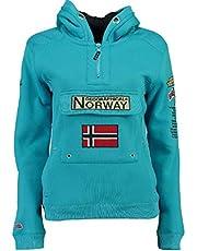 Geographical Norway - Dames sweatshirt GYMCLASS