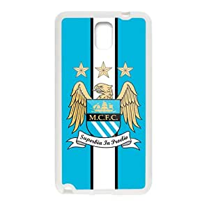 Manchester city logo Phone Case for Samsung Galaxy Note3 Case