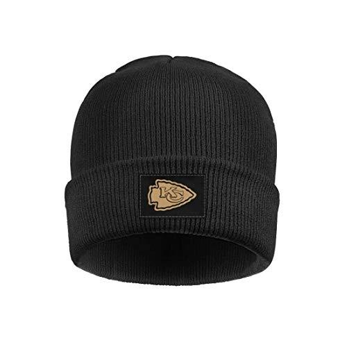 - POLKIS Winter Warm Womens Mens Beanie Hat Soft FineAcrylic Knitting Beanie Hats