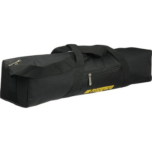 Ruggard Padded Tripod Case (27'', Black with Yellow Embroidery) by Ruggard