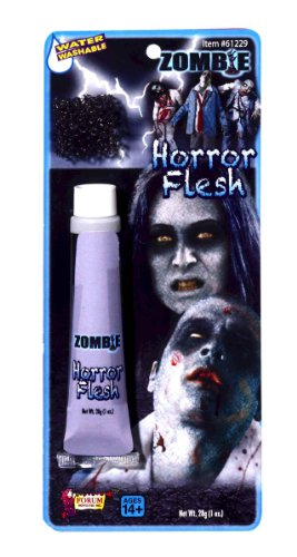 Zombie Makeup (Forum Novelties Zombie Horror Flesh Makeup)