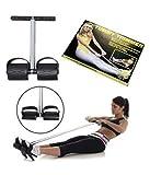 B&M Tummy Trimmer Single Spring -Waist Trimmer-Abs Exerciser-Body Toner-Fat Buster- Multipurpose Fitness Equipment For Men And Women