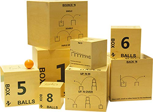 Fat Brain Toys Box and Balls
