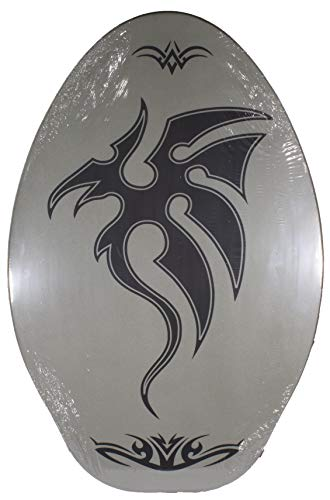 Sunspecs Rubber Top Wooden Skimboard with Slip Free for sale  Delivered anywhere in Canada