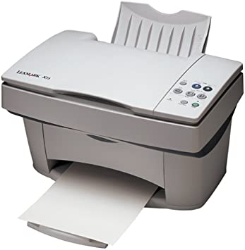 Amazon.com: Lexmark X73 All-in-One Centro de impresión con ...
