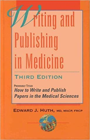 Writing and Publishing in Medicine