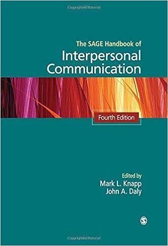 nonverbal communication in human interaction mark knapp pdf
