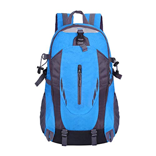 Men Backpack Back Pack Designer Backpacks Male Nylon Bag Travel Bag,Blue