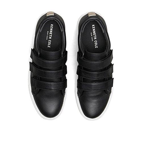 Kenneth Cole New York Vrouwen Kingvel Fashion Sneaker Zwart / Wit