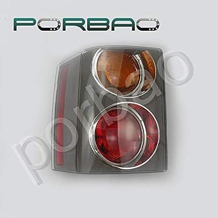 Auto posteriore fanale posteriore LED fanale posteriore freno luce rosso giallo Tail Light 05/ /09