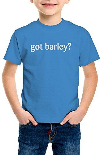 Iris Cereal - shirtloco Boys Got Barley Youth T-Shirt, Iris Small