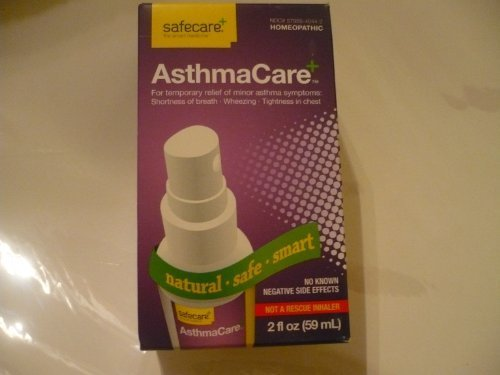 Safecare Asthmacare Oral Spray 2 OZ