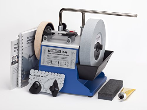 TORMEK T-4 Hand Tool Sharpening System by Tormek