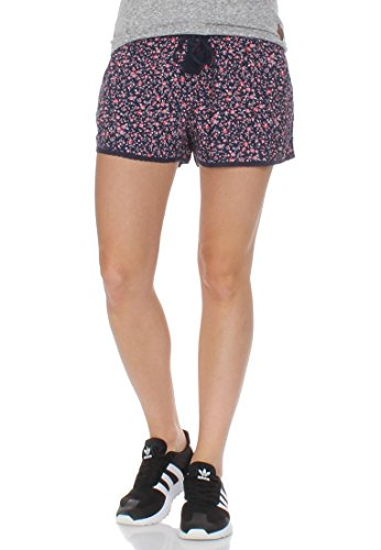 Superdry Shorts Women Mariner Beach Short Pop Ditsy Red