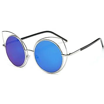 Axiba Gafas de Sol de Moda Cine Gafas de Sol Marco Grande ...