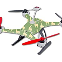 Skin For Blade 350 QX3 Drone – Llama   MightySkins Protective, Durable, and Unique Vinyl Decal wrap cover   Easy To Apply, Remove, and Change Styles   Made in the USA