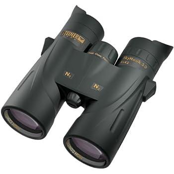 Steiner 8032 SkyHawk 3.0 Binoculars (8x Magnification, 42mm Lens) Green