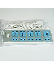 مشترك كهرباء- 2500 وات 240 فولت/10 امبير، منفذين يو اس بي 5 فولت 2.1 امبير