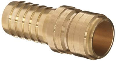 Dixon E Series Brass Hydraulic Quick-Connect Fitting, Standard Plug, Coupling x Hose ID Barbed