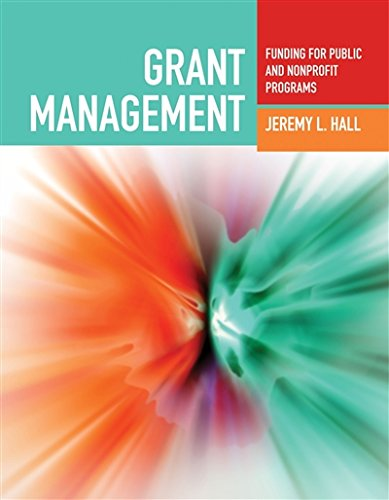 Grant Management: Funding for Public and Nonprofit