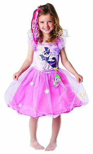 Girls Twilight Witch Costumes (Rubies New Kids My Little Pony Twilight Sparkle Girls Fancy Dress Childs Costume)