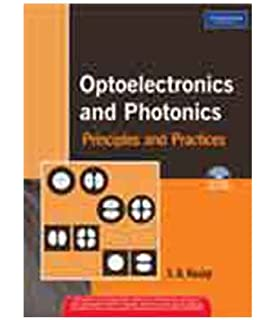 Optoelectronics and photonics principles and practices safa o optoelectronics and photonics principles and practice with cd rom fandeluxe Gallery