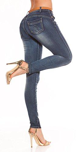 bleu KouCla Jeans bleu KouCla Jeans Femme Femme w6q08Yw