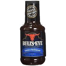 BULL'S-EYE Steak Sauce, Chicken and Rib, 10 Count, 425 ML Each