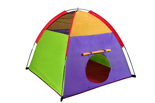 Boy Tent Toy : Kids tents rainbow playhouse outdoor camping indoor