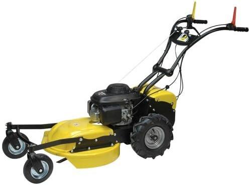ROQUES & LECOEUR 210H-Desbrozadora con motor profesional ruedas ...