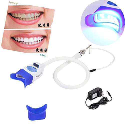 AriesOutlets Dental Teeth Whitening Lamp Bleaching System Accelerator LED Arm holder Dentist