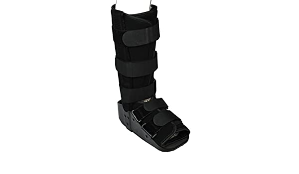 Bota ortopédica rígida universal para pie, ideal para ...