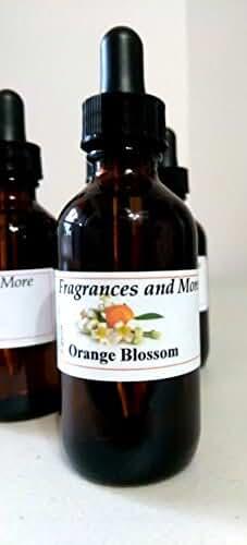 Orange Blossom Fragrance Oil 2 ounces