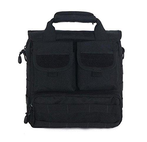 Wmshpeds Bolsa de viaje de lona de gran capacidad bolsa militar exterior impermeable macho hembra uniformes de camuflaje mochila al hombro E