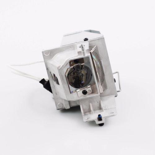 Supermait - Lámpara de repuesto para proyector con carcasa SP ...