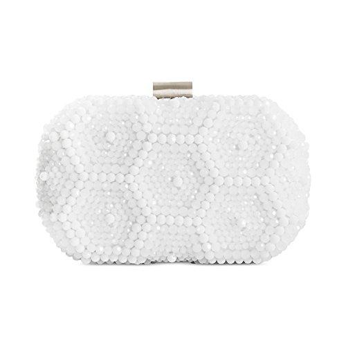 sondra-roberts-hexagonal-beaded-minaudiere-in-white