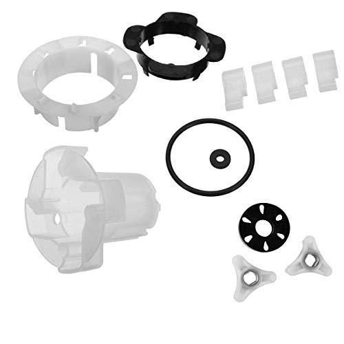 Swess Agitator Repair Kit 285811 PS334650 for Kenmore AP3138838 Whirlpool 285746 with 285753A Motor Coupling Kit
