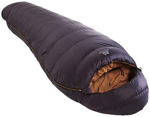 Mountain Equipment Helium 250 3C/37F Down Sleeping Bag - Women's Blackberry Right Hand Regular [並行輸入品]   B07R4T9Y7W