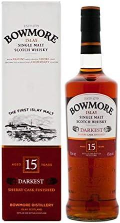 "Bowmore 15 Años""darkest"""