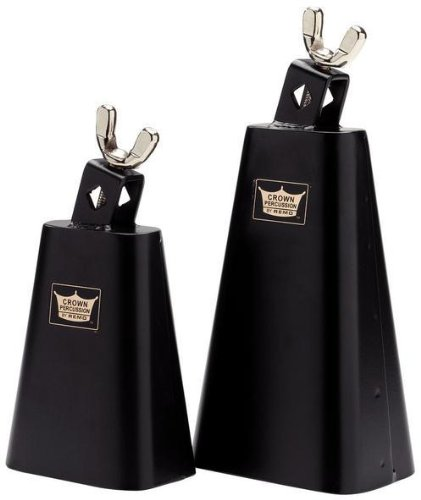 REMO CROWN PERCUSSION 7 INCH COWBELL
