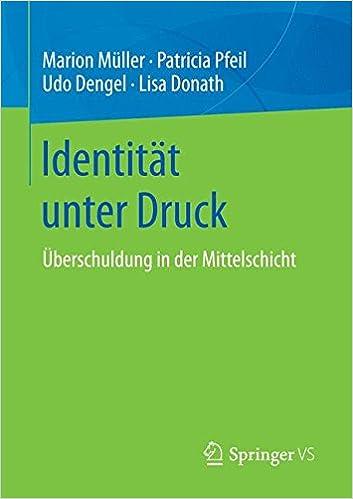 Book Identität unter Druck: Überschuldung in der Mittelschicht