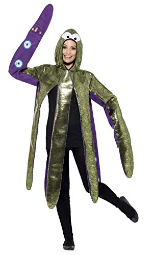 (Smiffys Octopus Costume, Foam)