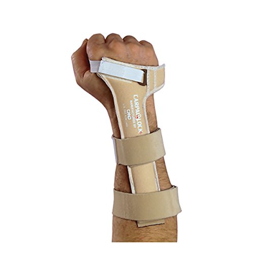 Carpal Lock Wrist Support, Left, Small by Carpal Lock