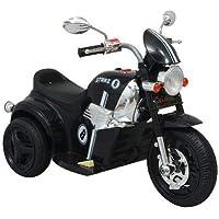 HLX-NMC Battery Operated Fun Cruiser Bike - Black