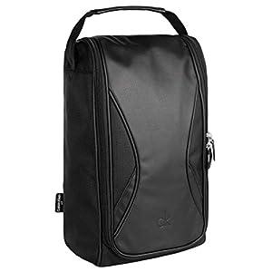 Calvin Klein Unisex 2020 CK Hardwearing Leather Style Shoe Bag
